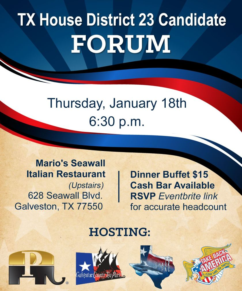 HD 23 Forum flyer 2018